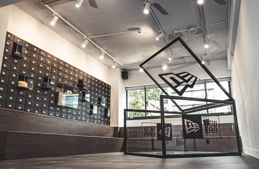 咖啡控必衝NEW ERA百年特展限定店 全球知名聯名帽款一次看(圖/品牌提供)