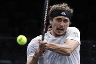 網球》涉嫌毆打女友 小祖維瑞夫堅持清白