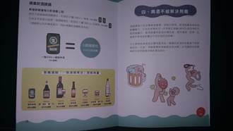 年輕人酒癮多 奇美編衛教手冊加強「酒精危害健康」觀念