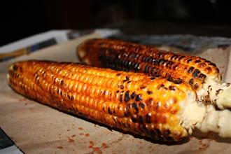 夜市烤玉米一支180 他仔細一看嚇壞:魔鬼藏在細節