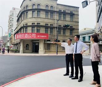共桿、纜線下地42處將完工 新竹市街道天際線好純淨