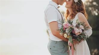 直擊準老婆激吻婚攝 綠帽新郎含淚完婚3年沒離原因曝光