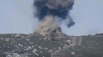 印巴雙方再次交戰 印度擊中巴軍彈藥庫引發大爆炸