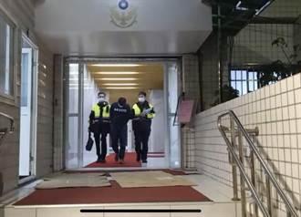 新莊盜賊搜刮台北醫院病房 盜刷信用卡爽買、爽住飯店