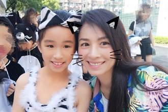 張庭愛女遭批最醜星二代 女兒錄影片回嗆:不靠臉吃飯
