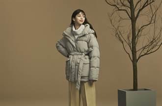 GU夾層外套一穿即暖 永續時尚賦予舊衣新生命