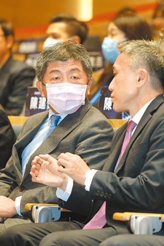 蔡正元酸林全 東洋案被陳時中耍
