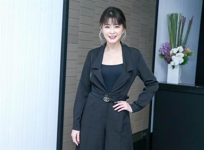 李燕亮麗出席生日會及品牌兩週年活動。(粘耿豪攝)