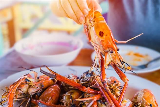 泰國蝦吃到飽 友人卻打死不吃 驚吐暗黑內幕(示意圖/達志影像)