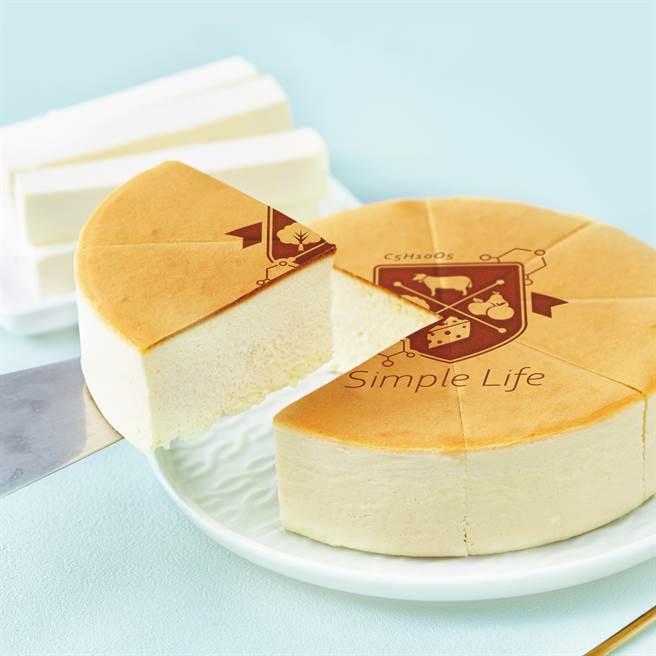 益生菌界米其林 起士公爵益菌寡醣乳酪蛋糕适合全年龄吃甜点