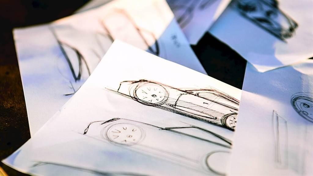 可惜,都沒有量產!Porsche公佈私藏已久未公佈概念車款