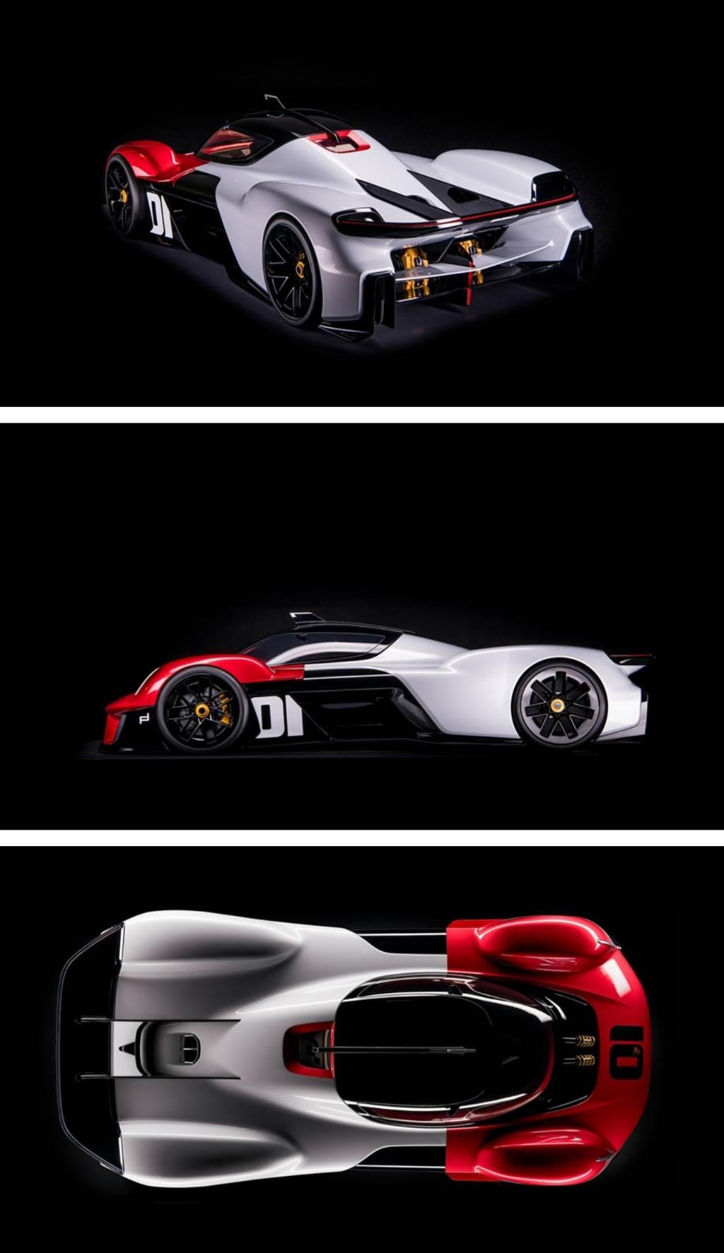 Porsche Vision 920(2019)