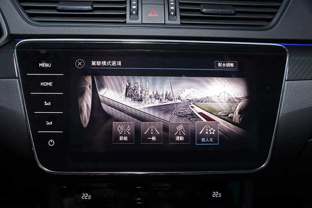 滿足內心暢馳慾望的「超能」旅行車,2021 Škoda Superb Combi SportPlus 4X4 2.0 TSI