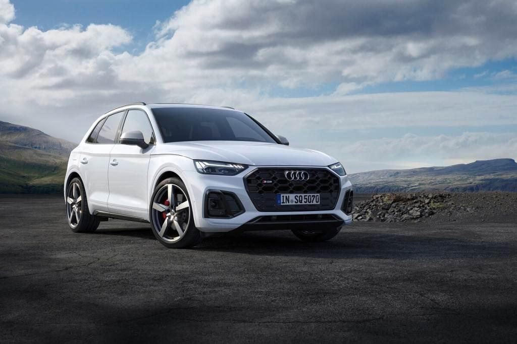 Audi推出小改款SQ5 TDI:EPC+MHEV可輸出700 Nm最大扭力
