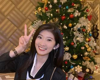 新北耶誕城超夢幻 李明璇曬美照讚:台灣之光