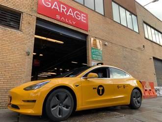 紐約第一台 Model 3 小黃戰報:二天載客破百趟,但客人不知道該怎麼開門