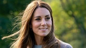 凱特王妃舊衣新穿也美翻 紅色西外竟來自這個平價品牌