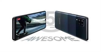 效能升級 三星Galaxy A42 5G 8+128GB版上市