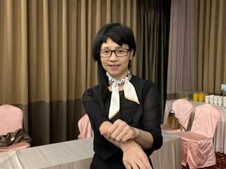 評陳其邁、黃偉哲 璩美鳳:一個要鴨子划水、一個要敲鑼打鼓
