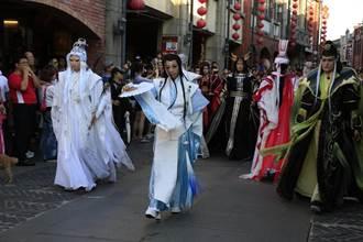 霹靂布袋戲來了 新莊偶戲文化日22日新莊廟街壓軸登場
