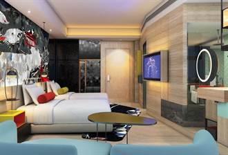 台北大直英迪格酒店助弱勢 住房捐指定物資房價最多折1,000元