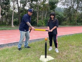 球員工會南投行 鄭達鴻、洪宸宇分享棒球情