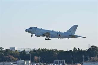 日本展示川崎P-1反潛機  將替代P-3C