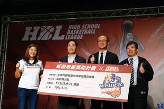 HBL》鼓勵球員 獎助計畫發500萬獎學金