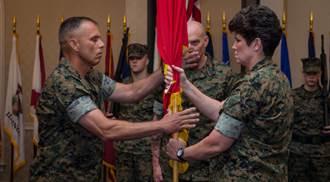 因應太空時代 美國陸戰隊也成立陸戰太空軍分部