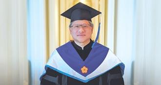 獲頒台大名譽博士 黃仁勳:AI成這世代最強工具