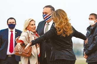 蓬佩奧外訪 聚焦反恐與宗教自由