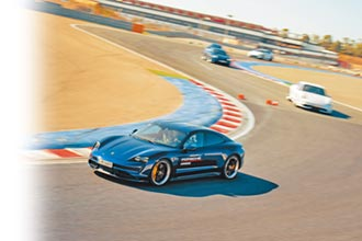 Porsche Taycan 原汁原味的電動跑車