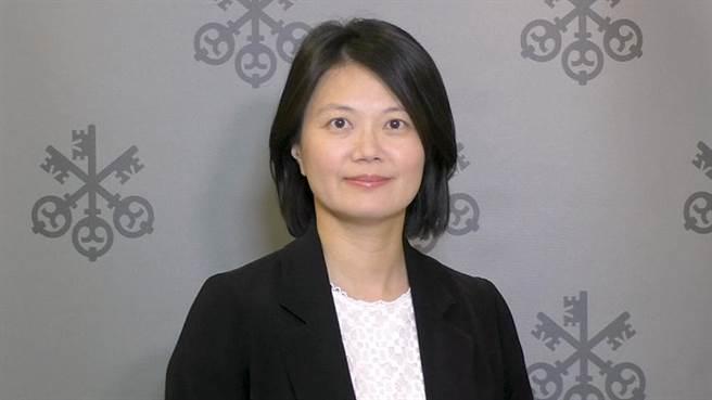 (瑞銀台灣策略暨非科技產業分析師陳玟瑾。圖/瑞銀提供)