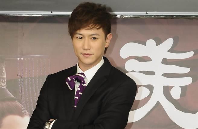 陳鍵鋒曾是TVB力捧小生,和林心如合作過《美人心計》。(圖/本報系資料照)