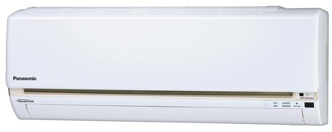 燦坤的Panasonic ECONAVI+nanoe1對1變頻冷暖空調 CU-LJ28BHA2,原價3萬2100元,特價2萬8890元,回函原廠送2000元。(燦坤提供)