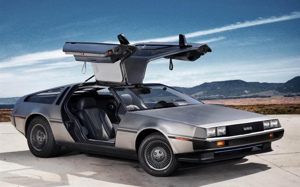 已經2020年了!DeLorean DMC-12還是難以上市