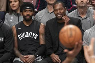 NBA》籃網組3巨頭?雷艾倫:恐成大災難