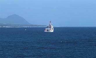 創水下千米撈黑鷹與F-16 「寶拉麗絲號」現蹤打撈F-5E戰機