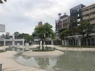 配合抗旱 台南河樂廣場18日起暫停戲水