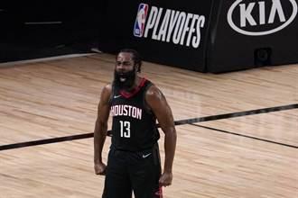 NBA》年薪5000萬美元!哈登拒絕火箭天價續約