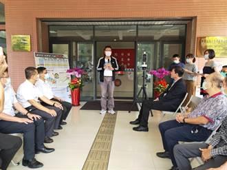 台灣生醫捐熱顯像儀 太平警方添防疫利器