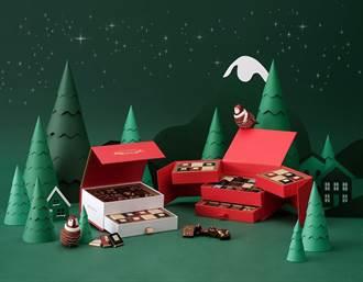 與知更鳥共度聖誕 半島精品禮籃有故事