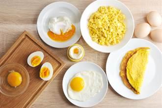 新研究:1天只吃1顆蛋 糖尿病風險就提高60%