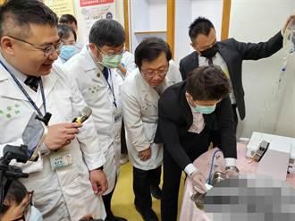 臺大雲醫引進「煮熟」深層肺腺癌神器 提高患者存活率