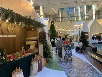 大江購物中心 501號聖誕市集登場