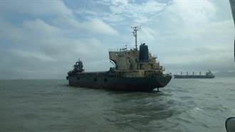 今年第2次 兩岸攜手執法 驅離違法抽砂船淨空馬祖海域