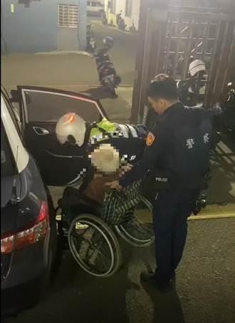 獨居老婦出遊迷了路 熱心民眾助返家 警讚雞婆讓社會添溫暖