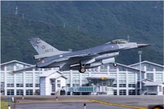 F-16戰機失事  空軍退將研判機械因素可能性高