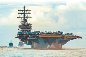 陸射航母殺手示威 美國急交涉