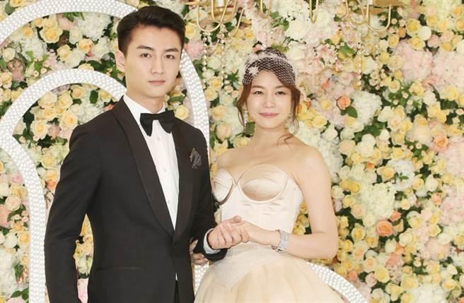 陳妍希和陳曉結婚4年,育有一子「小星星」。(圖/本報系資料照)